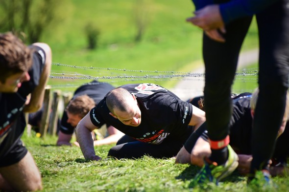 Obstacle Run - Strongman Run Rotterdam